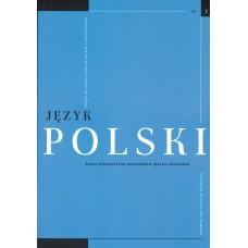 Język Polski. Rocznik CI zeszyt 2