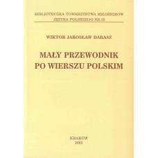Wiktor Jarosław Darasz, Mały przewodnik po wierszu polskim