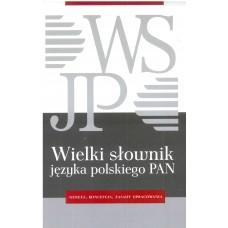 Wielki słownik języka polskiego PAN