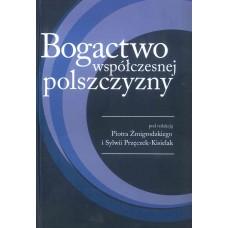 Piotr Żmigrodzki, Sylwia Przęczek-Kisielak, Bogactwo współczesnej polszczyzny
