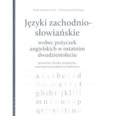 Języki zachodniosłowiańskie wobec pożyczek angielskich
