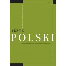 Język Polski. Rocznik XCVIII zeszyt 4