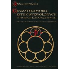 Anna Ledzińska, Gramatyka wobec sztuk wyzwolonych