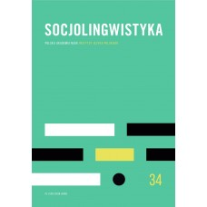Socjolingwistyka 34