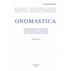 Onomastica LV