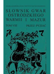 Słownik gwar Ostródzkiego, Warmii i Mazur