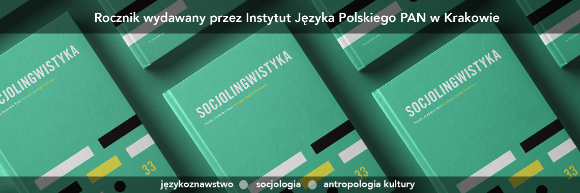 Socjolingwistyka