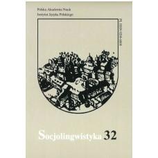 Socjolingwistyka 32