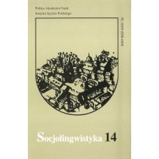 Socjolingwistyka 14