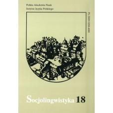 Socjolingwistyka 18