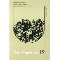 Socjolingwistyka 19