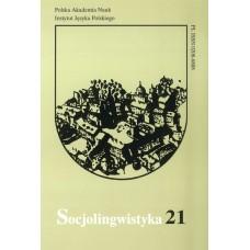 Socjolingwistyka 21
