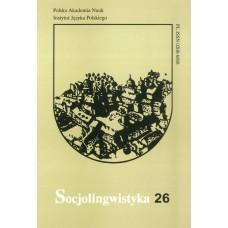 Socjolingwistyka 26