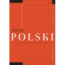 Język Polski. Rocznik XCIX zeszyt 3