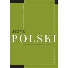 Język Polski. Rocznik XCVIII zeszyt 1